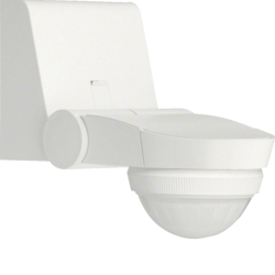 EE840 IP55 Motion Detector 360° White